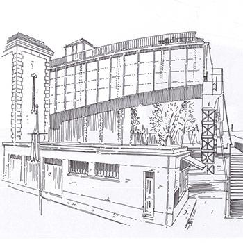 Projet du cabinet d'architecture Chelouti à Arcques