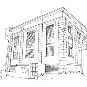 Projet du cabinet d'architecture Chelouti au CDEE de Loos en Gohelle