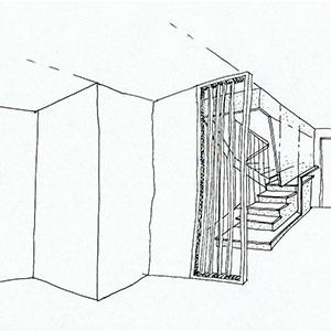 Projet du cabinet d'architecture Chelouti à la Maison médicale de Lille