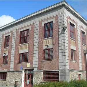 CDEE à LOOS EN GOHELLE - Projet du cabinet d'architectes Chelouti Tourcoing