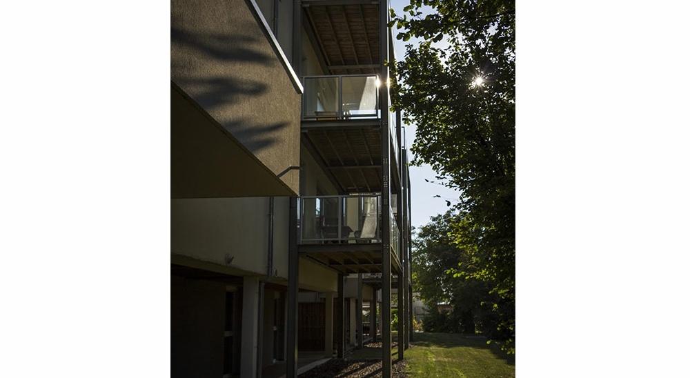 26 Logements collectifs à CROIX - Projet du cabinet d'architectes Chelouti Tourcoing