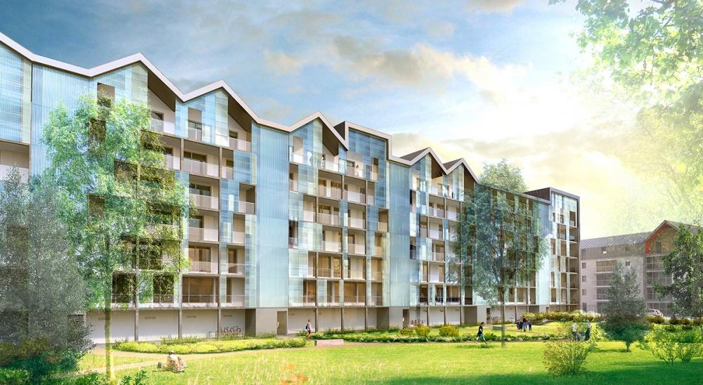 62 Logements collectifs à VALENCIENNES - Projet du cabinet d'architectes Chelouti Tourcoing