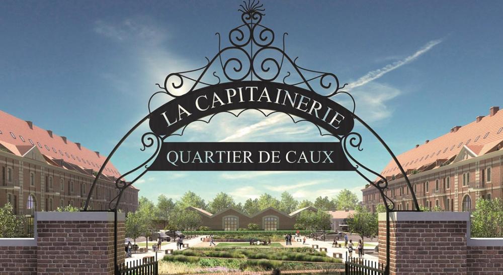 180 Logements collectifs à DOUAI - Projet du cabinet d'architectes Chelouti Tourcoing