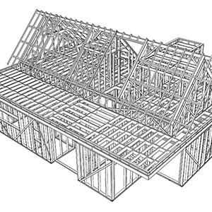 Maison Ecologique à TEMPLEUVE Maison - Projet du cabinet d'architectes Chelouti Tourcoing