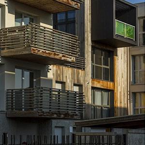 72 logements TOURCOING - Projet du cabinet d'architectes Chelouti Tourcoing